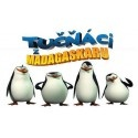 Tučňáci z Madagaskaru