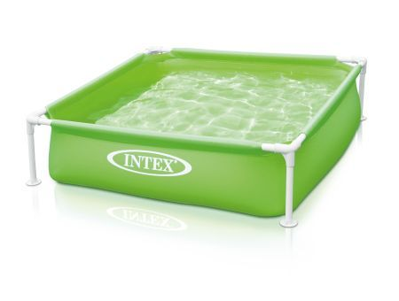 INTEX 57172 Bazén Mini Frame 122x122x30cm