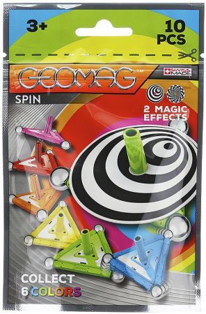 Geomag E-Motion Spin 10 pcs