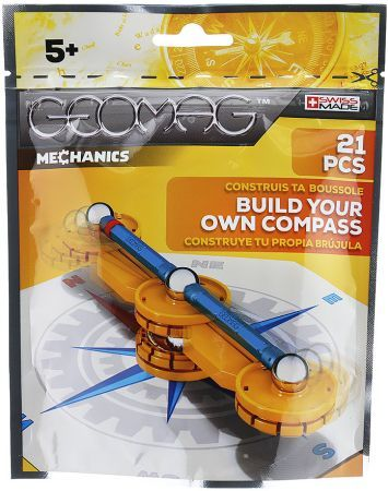 Geomag Mechanics Compass 21 pcs