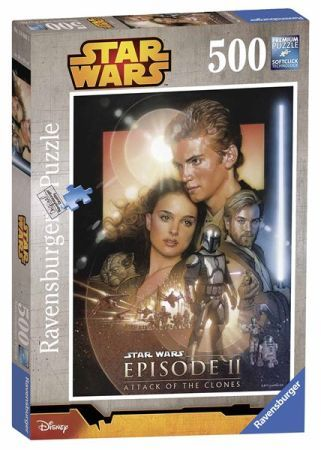 Ravensburger puzzle Star Wars 500d Collage aus 1-6
