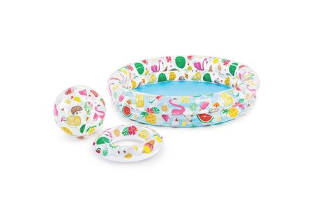 Intex 59460 Bazénový set Fruity 122x25cm