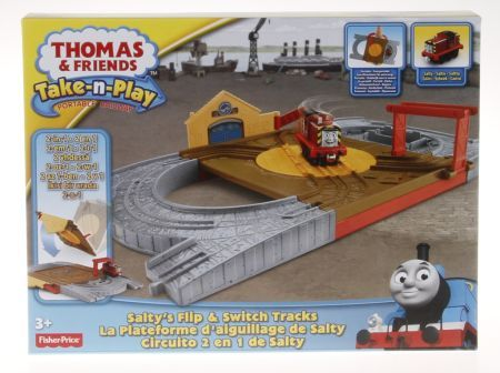 Fisher Price Tomáš track set