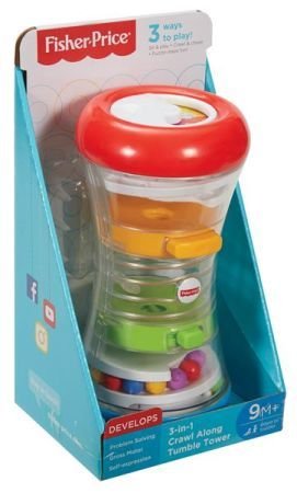 Fisher Price Věž s kuličkami 3 v 1