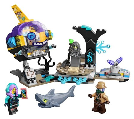 LEGO® Hidden Side 70433 Ponorka J.B.
