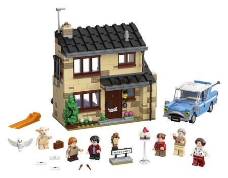 LEGO® Harry Potter™ 75968 Zobí ulice 4