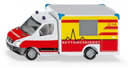 SIKU Blister Ambulance