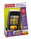 Fisher Price Usm�vav� chytr� telefon