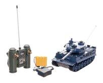 Teddies Tank RC plast 33cm TIGER I 27MHz