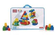 Mega Bloks First Builders Deluxe Building bag 145ks