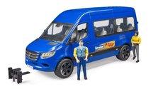 Bruder 2670 MB Sprinter Transfer s řidičem a spolujezdcem