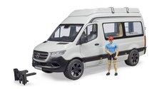 Bruder 2672 MB Sprinter karavan s řidičem
