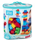 Mega Bloks First Builders Big Building bag boys 60 ks