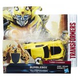 Hasbro TRA MV5 Turbo 1x transformace Bumblebee
