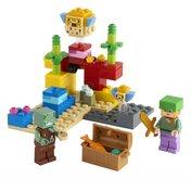 LEGO® Minecraft™ 21164 Korálový útes
