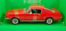 Welly Ford Mustang GT 1967 1:24
