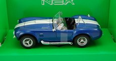 Welly Shelby Cobra 427 SC 1965 1:24