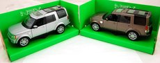 Welly Land Rover Discovery 4 1:24