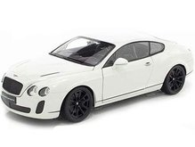 Welly Bentley Continental Supersport 1:24 - POŠKOZENÝ OBAL