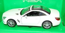 Welly Mercedes-Benz SL500 2012 1:24