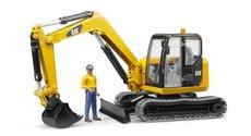 Bruder 2466 Cat® Minibagr s figurkou