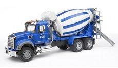 Bruder 2814 Nákladní auto MACK Granit domíchávač