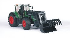 Bruder 3041 Traktor FENDT 936 Vario+čelní nakladač