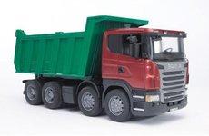Bruder 3550 Scania sklápěčka