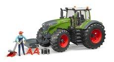 Bruder 4041 Traktor Fendt 1050 Vario + mechanik s nářadím