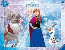 RAVENSBURGER Puzzle Ledové království: Anna a Elsa 40 dílků