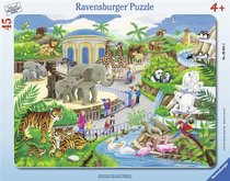 Ravensburger Návštěva v ZOO 30-48d