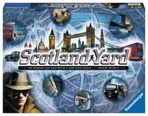 Ravensburger Scotlant Yard