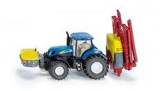 SIKU Farmer Traktor New Holland s rozprašovačem