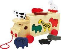 Legler Zoologický vůz se zvířaty