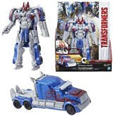 Hasbro TRA MV5 Turbo 3x transformace