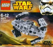 LEGO® Star Wars 30275 TIE Advanced Prototype