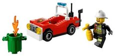 LEGO® City 30347 Fire Car