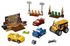 LEGO® Juniors 10744 Závod Thunder Hollow Crazy 8