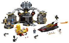 LEGO® BATMAN MOVIE 70909 Vloupání do Batcave