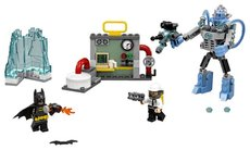 LEGO® BATMAN MOVIE 70901 Ledový útok Mr. Freeze™