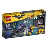 THE LEGO® BATMAN MOVIE 70902 Catwoman™ a honička na Catcycle