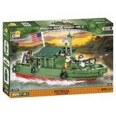 Cobi 2238 Vietnam War Patrol Boat River MK II