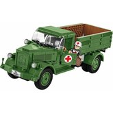 Cobi 2455A SMALL ARMY II WW Mercedes-Benz L 3000S, 305 k, 1 f