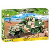 Cobi 2535 II WW M3 Gun Motor Carriage, 576 k, 1 f
