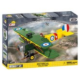 Cobi 2977 Great War AVRO 504 D7600, 230 k, 2 f