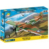Cobi 5706 II WW Curtiss P-40E Warhawk, 1:35, 272 k, 1 f