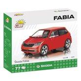 Cobi 24570 Škoda Fabia 2019, 1 : 35, 77 k