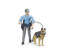 Bruder 62150 Policista a pes