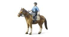Bruder 62507 Policista s koněm