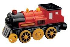 Maxim Parní lokomotiva červená 504126